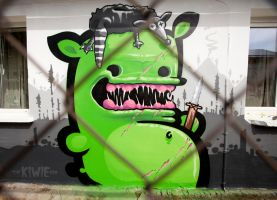 BOYSCOUT by KIWIE-FAT-MONSTER