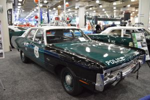 1971 N.Y.P.D. Highway Patrol Plymouth Fury I (II) by Brooklyn47