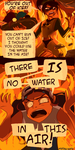 IT MEANS IT'S HOT by Metallikato