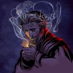 HELLBLAZER by moritat