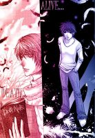 Death Note : Death or Alive by Ecthelian