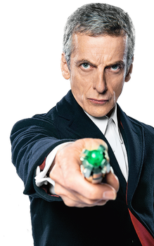Twelfth Doctor - Peter Capaldi - Transparent BG by tardisplus