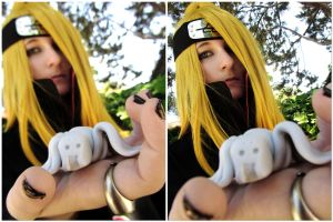 Deidara - This is my art by ALIS-KAI