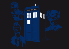 Doctor Who 50th anniversary~ by marpie