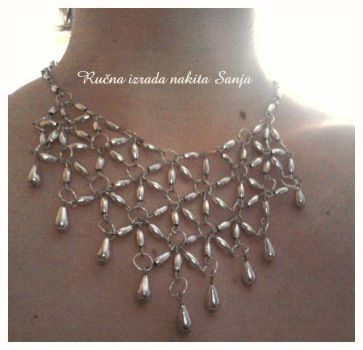 Necklace by Sanjabeads