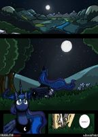 Lunar Isolation Pg 1 by TheDracoJayProduct