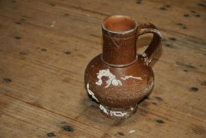 Ancient pitcher by Dewfooter