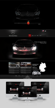 Mercedes Benz by EmeSso