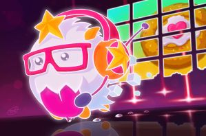 LoL Poro contest: Arcade poro by Shockowaffel