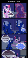 Past Sins: Mother of a Nightmare P8 by SaturnStar14
