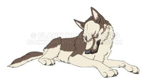 Ginga:  Victor by FlannMoriath