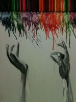 Colorless Hands by sevenroomsofgloom