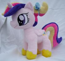 Filly Cadence Plushie by Pinkamoone