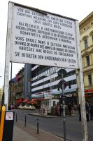 Berlin - Checkpoint Charlie by PhilsPictures