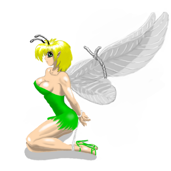 Tinkerbell Tamed by dcolb121