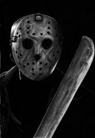 Jason Voorhees by DMThompson