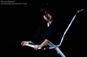 The power of the shinigami by Hitomi-Cosplay