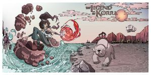 Legend of Korra by My-Stupid-Art