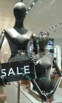 leather mannequins by hockeymask