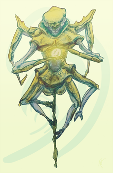 Crab-lord by Br00dley
