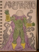 MYSTERIO! by kylemulsow