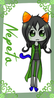 Nepeta! Card by adolescentGamer