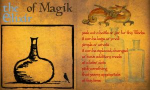 Book of Shadows 17 Page 3 by Sandgroan
