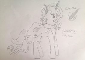 {DEBUT} My New OC by sparkIinq