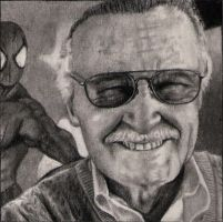 Stan Lee by silenthero1