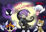 Halloween Game Group v2 by GirGrunny