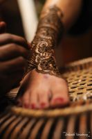 Mehndi - Indian Wedding1 by srikanthvasudevan