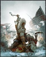 Assassin's Creed III by JOSHUA-TM
