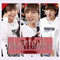 Photopack Leeteuk-Super Junior 018 by DiamondPhotopacks