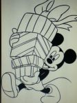 Micky Mouse!! by Derp141