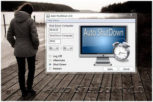 Auto ShutDown 1.0 by milano88