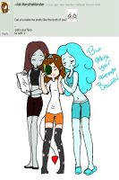 Q74 But hun your Beautiful! by Ask-OcsHaven