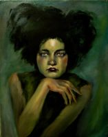 Self-Portrait as a Liepke Girl by Elsma