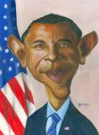 Obama by manohead