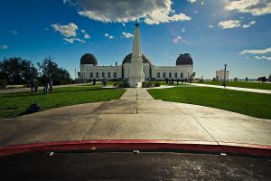 Griffith Observatory by snoopersen