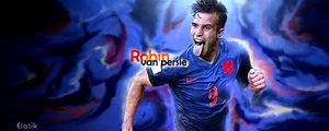 Van Persie sign by elatik-p