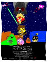 Angry Birds Star Wars: Return of the Jedi by FanAngryBirds