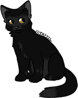 Adoptable Cat Six by Nocte-Cornu