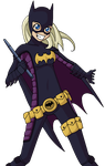 Stephanie Brown by Glee-chan
