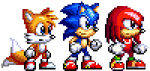 Team Sonic by Cyberguy64