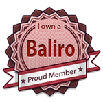Baliro Badge by Danesippi