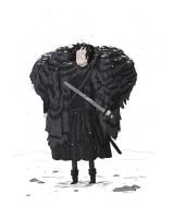 Cheer Up Jon Snow by MumblingIdiot