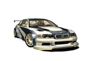 BMW M3 GTR by NiceMinD