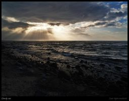 Cloudy sea III by Zair-Ugru-nad