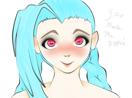 Jinx from LoL by XxD3lIlaHxX