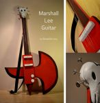 Marshall Lee's axe bass - WIP and HOW TO by Semashke on DeviantArt